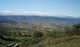 Guirapa - Vista da Serra do Salto-Foto:Thomé Lucas A. Oliveira