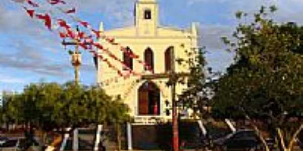 Igreja de São Sebastião-Foto:asscom