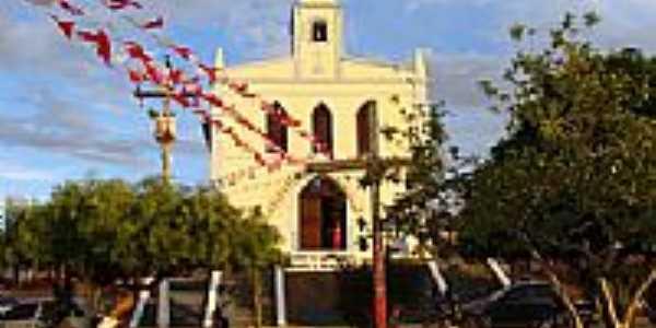 Igreja de S�o Sebasti�o-Foto:asscom
