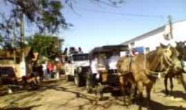 Guapirama - cavalgada , Por Elenice Alves de Moraes