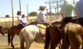 Guapirama - cavalgada, Por Elenice Alves de Moraes
