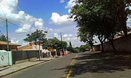 Guaraci - Guaraci-PR-Rua da cidade-Foto:Luizcarlosoliveirasilva
