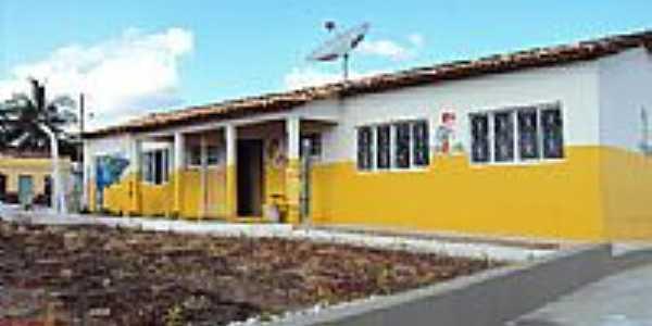 Colégio Municipal de Gurupá Mirim-Foto:potidal