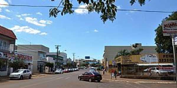 Imagens da cidade de Guaraniaçu - PR