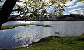 Guarapuava - Guarapuava-PR-Parque do Lago-Foto:FERNANDO FERNANDES