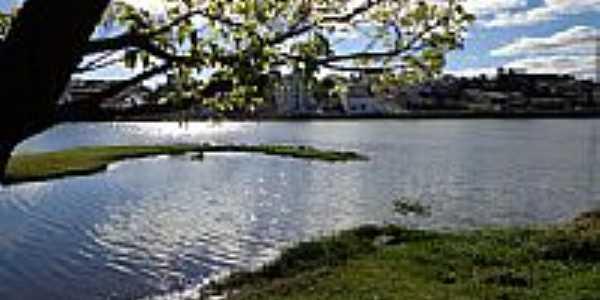 Guarapuava-PR-Parque do Lago-Foto:FERNANDO FERNANDES