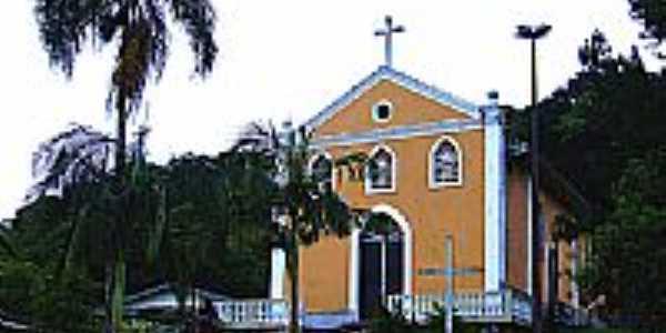 Igreja Católica foto por Gediel Mendes (Panoramio)