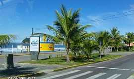 Guaratuba - Guaratuba-PR-Avenida Beira Mar-Foto:Luiz H. Bassetti