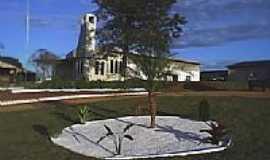 Guaraúna - Igreja em Guaraúna-Foto:Tiago Bohn Bogo
