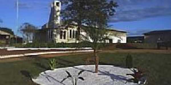 Igreja em Guaraúna-Foto:Tiago Bohn Bogo