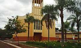 Guaravera - Igreja em Guaravera por bortolato