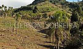 Herval Grande - Morro Pico de Papagaio em Herval Grande-Foto:GERSON SOBREIRA