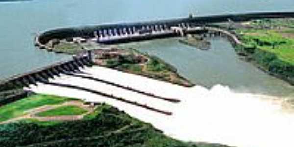 Hidrelétrica de Itaipu-Foto:Gerson - Brazil