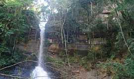 Ibaiti - Ibaiti-PR-Cachoeira da Mina Velha-Foto:Claudinei Lexers lexers