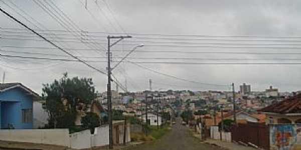 Ibaiti-PR-Rua Euclides Monteiro-Foto:Claudinei Lexers lexers