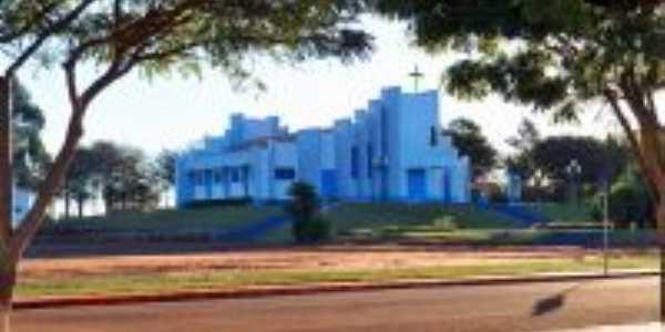 Igreja de Ibema, Por Edison Caetano