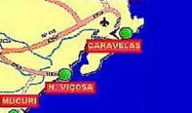 Helvecia - Mapa