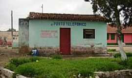 Helvecia - Antigo Posto Telefônico de Helvécia-BA-Foto:Ferdinando Prates