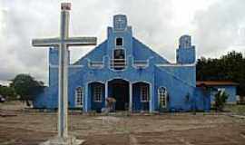 Helvecia - Igreja Católica de Helvécia-BA-Foto:Ferdinando Prates