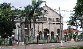 Ibiporã - Igreja Matriz - Paróquia N. S. da Paz