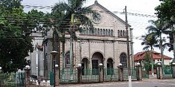 Igreja Matriz - Paróquia N. S. da Paz