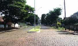 Içara - Içara-PR-Avenida da cidade-Foto:leandro renato ferreira