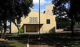 Içara - Içara-PR-Igreja Matriz-Foto:leandro renato ferreira