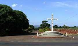 Içara - Içara-PR-Trevo de acesso-Foto:leandro renato ferreira