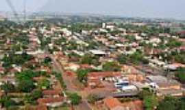 Icaraíma - Foto aérea da cidade (Foto Studio Vera)