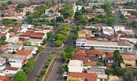 Icaraíma - Foto aérea da Avenida (Foto Studio Vera)
