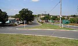 Icara�ma - Trevo de acesso de Icara�ma-PR-Foto:fhsxp