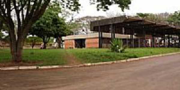 Terminal Rodoviário de Icaraíma-PR-Foto:Esdras Rebecchi postada por Edson P. Almeida