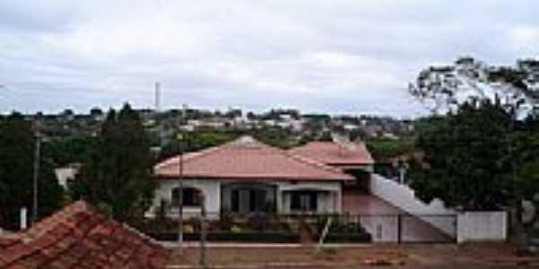 Vista parcial de Icaraíma-PR-Foto:Edson P. Almeida