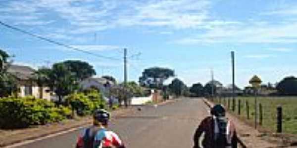Chegando em Iguaraçú-Foto:marqueal