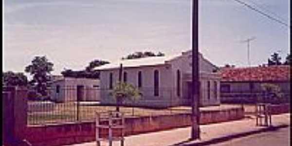 Igreja da Congregação Cristã do Brasil em Iguaraçu-Foto:Congregação Cristã.NET