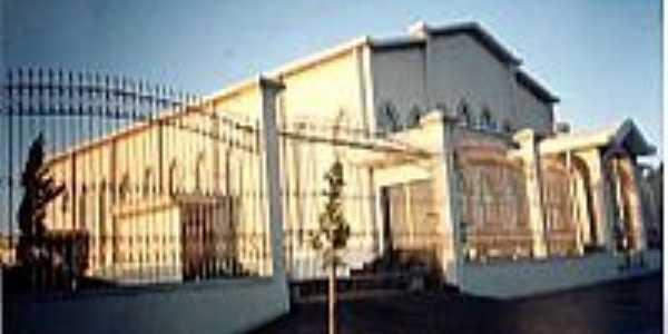 Igreja da Congregação Cristã do Brasil em Iguatemi-Foto:Congregação Cristã.NET