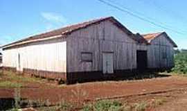 Iguatu - Antigo barrac�o de armazenamento de cereais de Iguatu-Foto:Gasparim