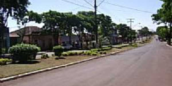 Av.Principal em Iguatu-Foto:Artemio C.Karpinski