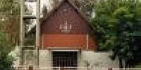 Igreja em Iguiporã 4 -Foto:luteranos.