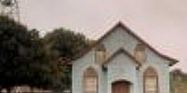 Igreja em Iguiporã 5 -Foto:luteranos.