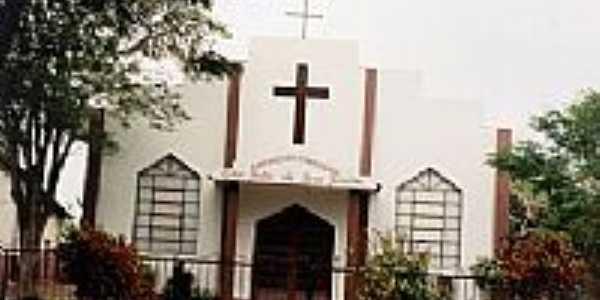 Igreja em Iguiporã 1-Foto:luteranos.