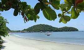 Ilha do Mel - Ilha do Mel-PR-Praia de Encantadas-Foto:Paulo Yuji Takarada
