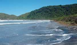 Ilha do Mel - Ilha do Mel-PR-Praia do Miguel-Foto:Gustavo Ramos Chagas