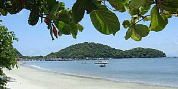 Ilha do Mel-PR-Praia de Encantadas-Foto:Paulo Yuji Takarada