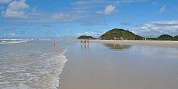 Ilha do Mel-PR-Praia de Encantadas-Foto:Zelia Waltrick