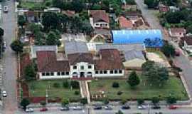 Imbituva - Foto Aérea do Colégio Est. Sto. Antonio por HaasTecnologia