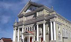 Imbituva - Igreja Matriz de Sto. Antonio de Pádua por Vicente A.Queiroz