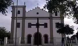 Humildes - Igreja Matriz em Humildes-BA-Foto:Lucas Pimentel