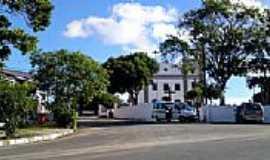 Humildes - Igreja no Distrito de Humildes-BA-Foto:Andre L. S. Lacerda