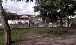 Humildes - Praça no Distrito de Humildes-BA-Foto:Lucas Pimentel